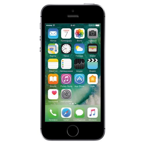 Смартфон Apple iPhone SE 32Gb Space Gray фото